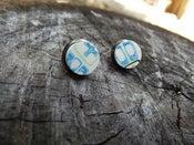 Image of Atomic Earrings Post