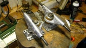 Image of engraved indy trucks.