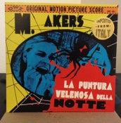 "Image of Unused Score For 'La Puntura Velenosa Delle Notte' 7"""