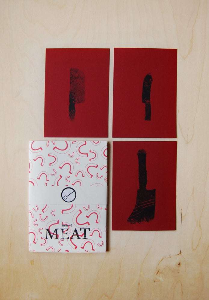 Image of issue #2 - MEAT