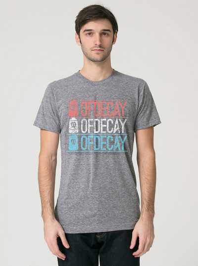 Image of Three Shades of Grey Tee