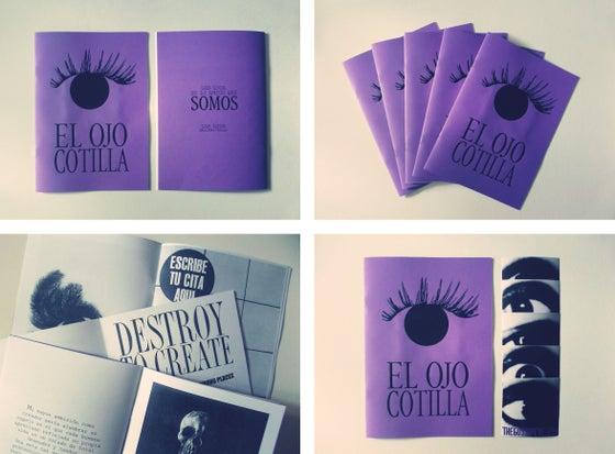 Image of fanzine EL OJO COTILLA