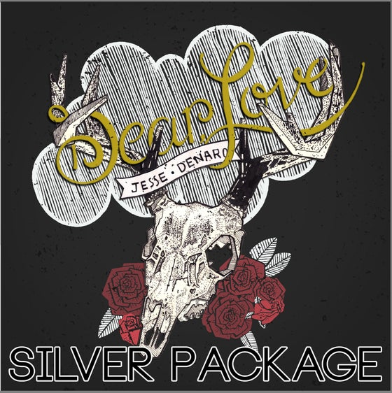 "Image of ""Dear, Love"" Silver Package"