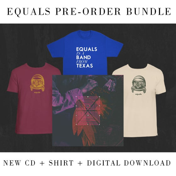 Image of Tracts (Preorder) // New Album + Digital Download + Shirt