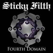 Image of Sticky Filth - Fourth Domain Double Gatefold LP - GOLD VINYL