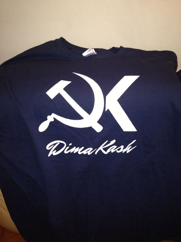 Image of Dima Kash Short Sleeve