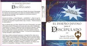 Image of El Diseno Divino Para El Disipulado - Plan De Estudious USB