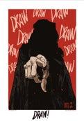 Image of Lady Deathline - DRAW!