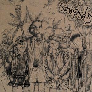 Image of Stupids - Peruvian Vacation CD