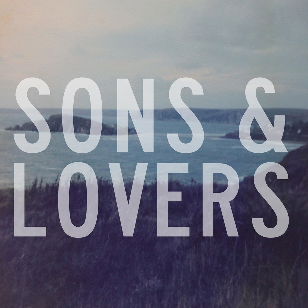 "Image of Sons & Lovers - ""Lover"" Single - Frosted Clear 7"" - (KMRLP025)"