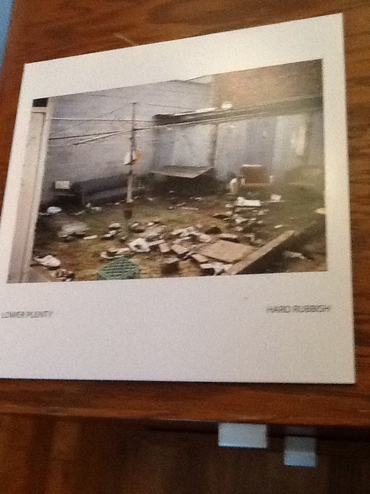 Image of Lower Plenty - Hard Rubbish lp