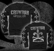 "Image of CROWBAR ""Lifesblood"" Long Sleeve T-shirt"