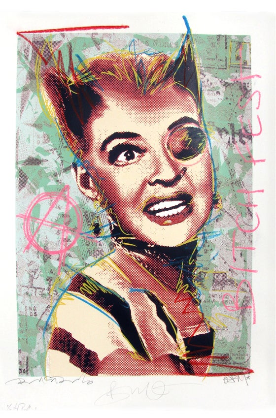 "Image of ""Punk Bette"" HPM 5 of 10"