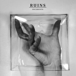 "Image of RUINS ""Incidents"" LP"