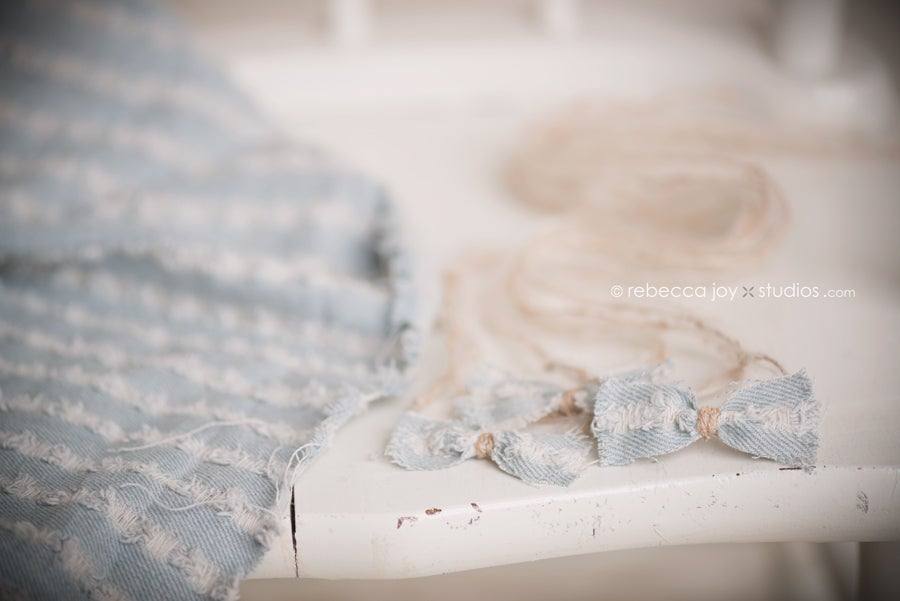 Image of {the Denim} Wrap