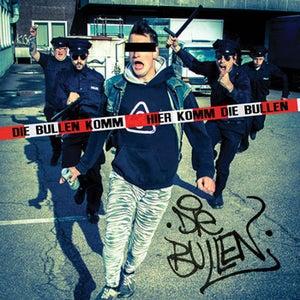 Image of Die Bullen - Die Bullen komm', hier komm' die Bullen LP (blue Vinyl)