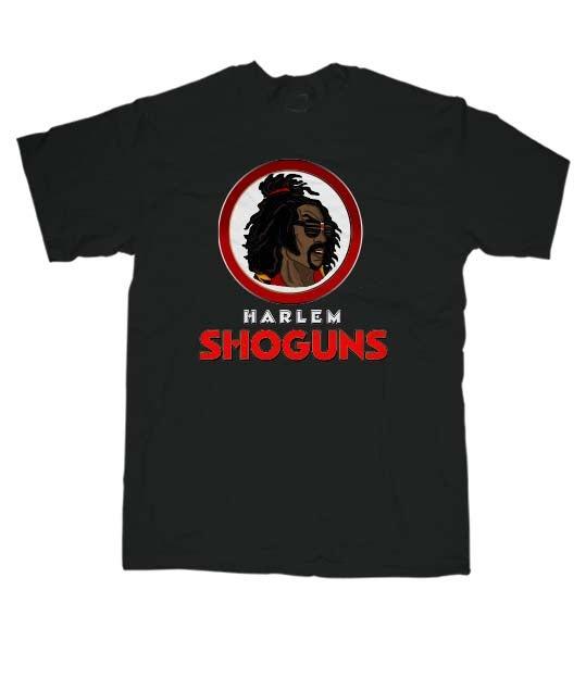 Image of Harlem Shoguns - (Black)