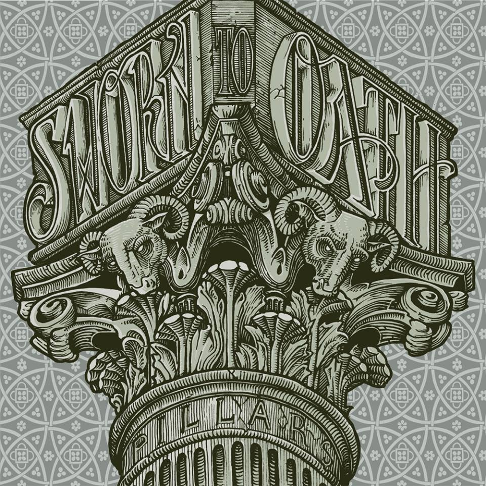 Image of Sworn To Oath - 'Pillars' CD