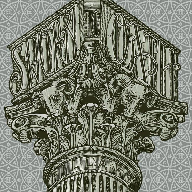 Image of Sworn To Oath - 'Pillars' CD
