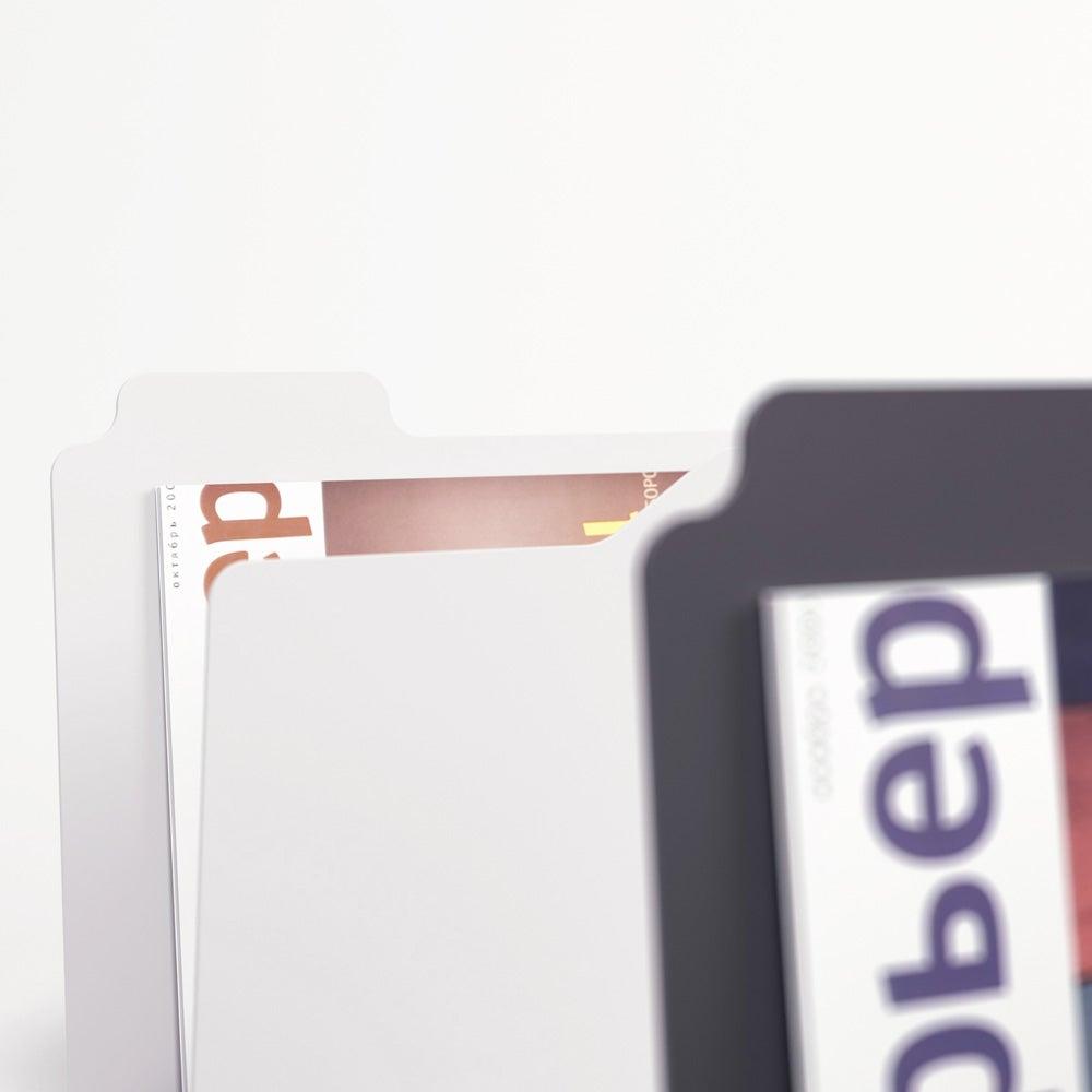 Image of Folder white