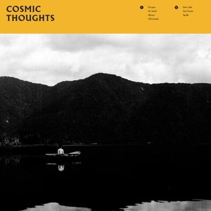 "Image of Cosmic Thoughts S/T 12"" + Digital"