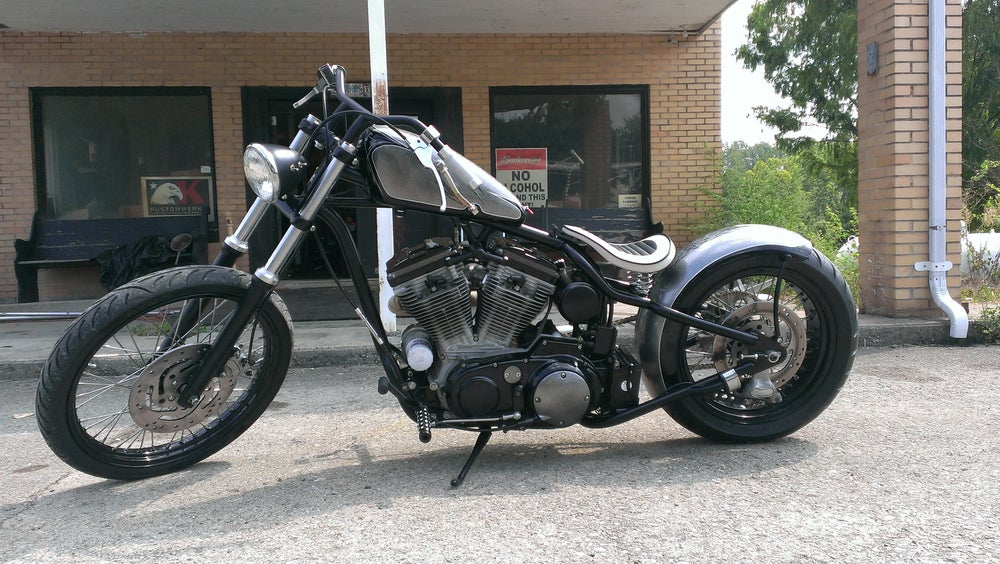 Image of HARDTAIL- DROPSEAT