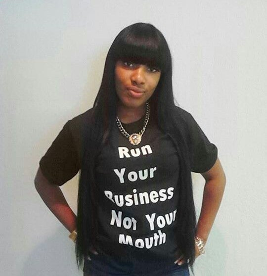 Image of Run Your Business Not Your Mouth