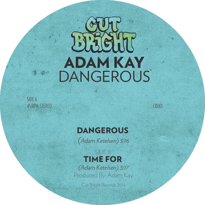 """Image of Adam Kay - Dangerous 7"""""""