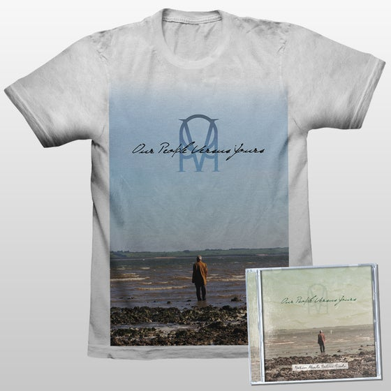 Image of 'Machine Hearts Machine Minds' - CD + T-shirt Bundle