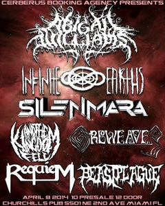 Image of CBA Presents Abigail Williams, Infinite Earths & More
