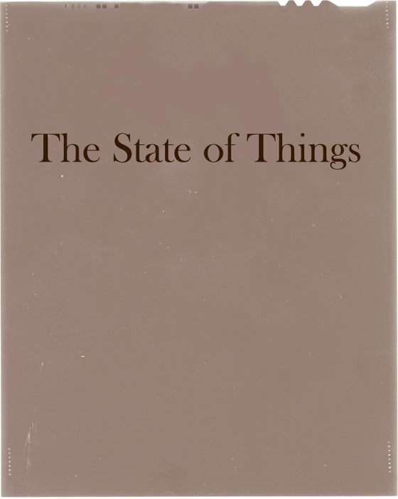 Image of The State of Things