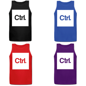 Image of CONTROL *COLORED TANKS*