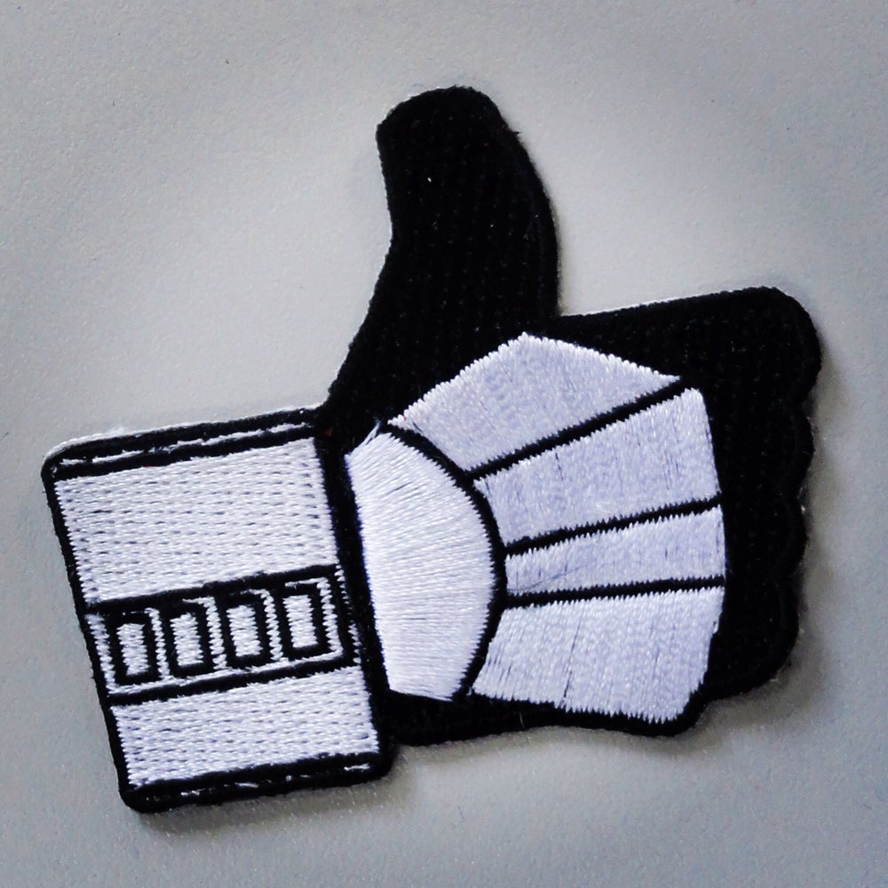 Image of THUMBS UP TROOPER Patch