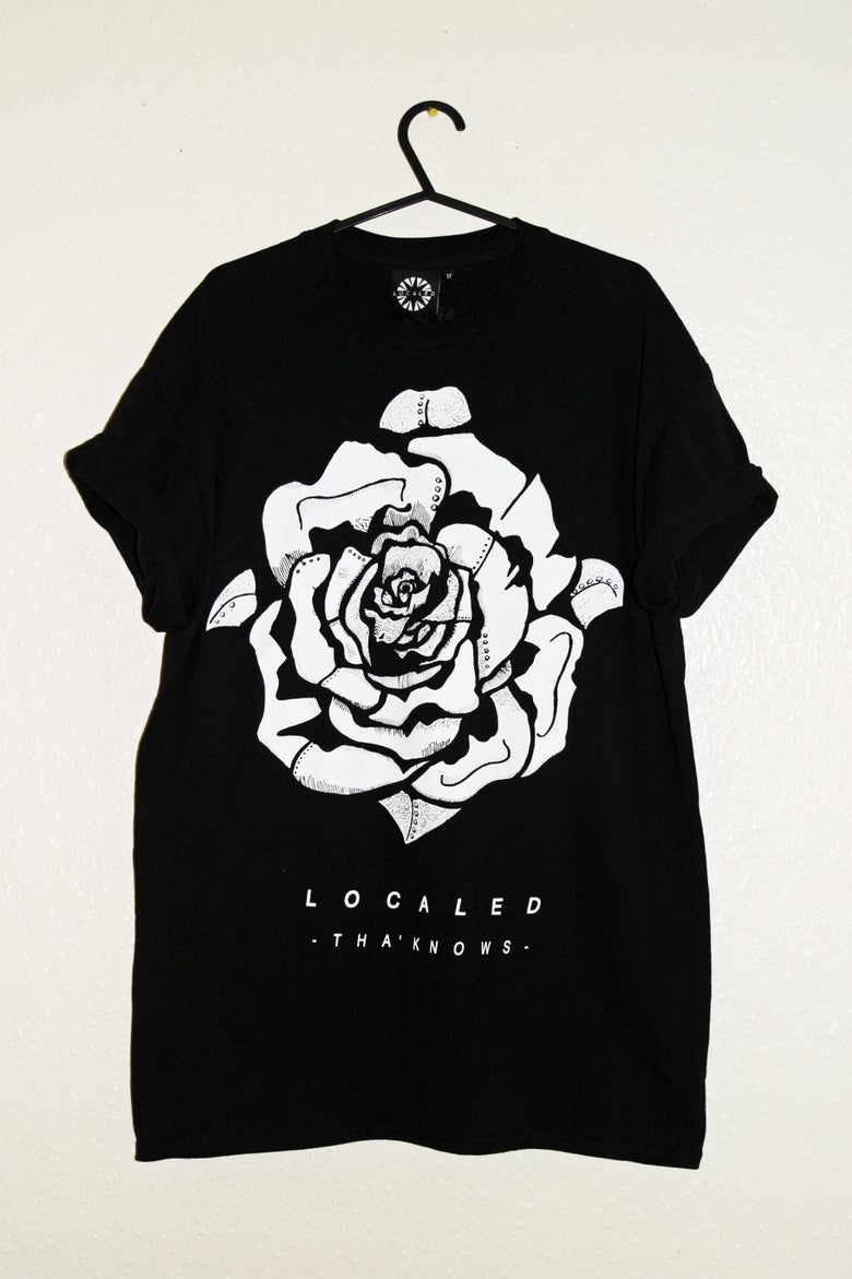 Image of Tha' Rose (Black)