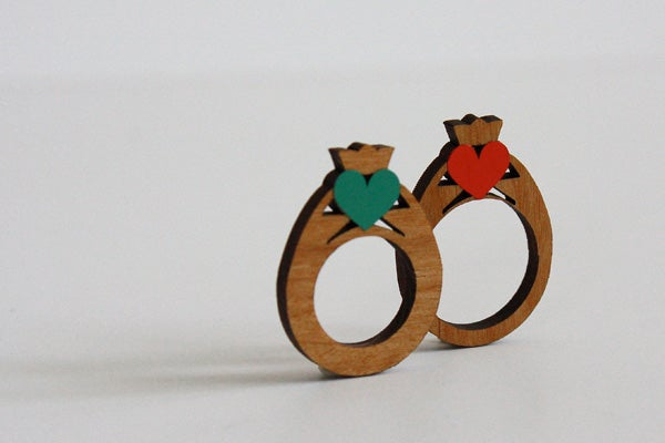 Image of Claddagh Rings