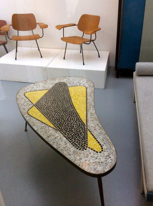 Image of Mosaic Coffee Table [Archive]