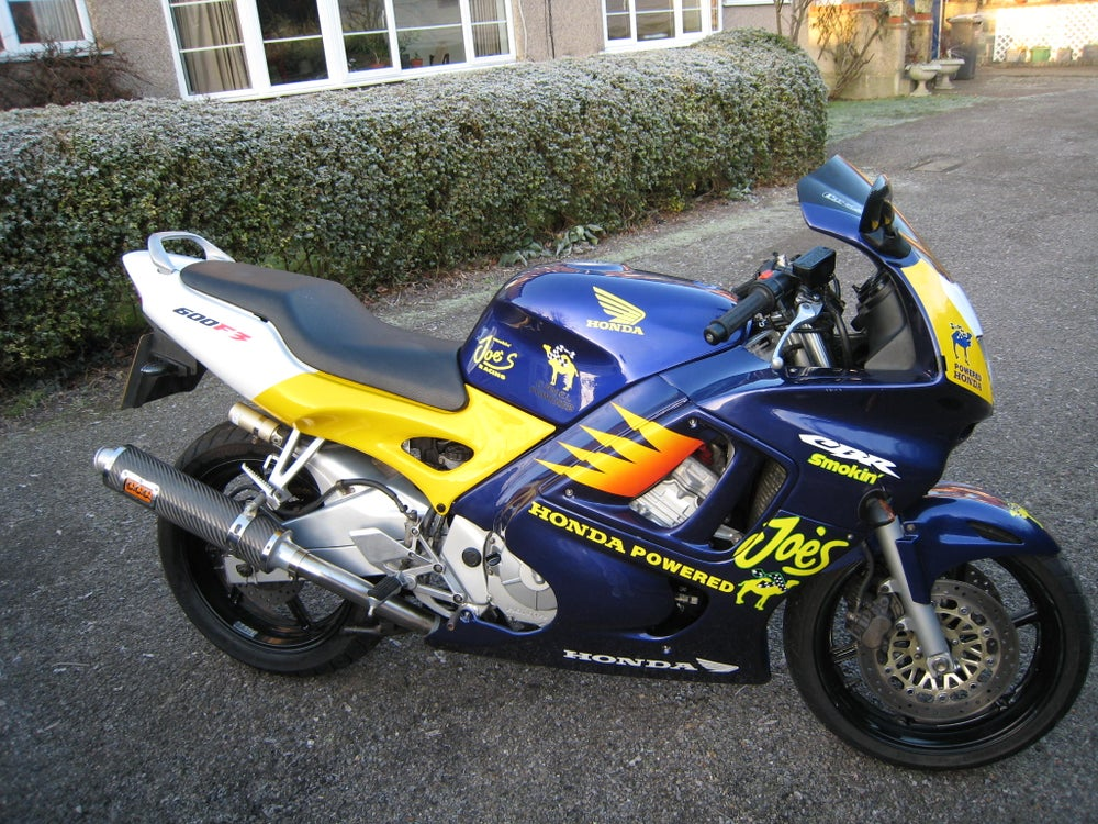 Image of Honda aftermarket parts - CBR600 F3-#06