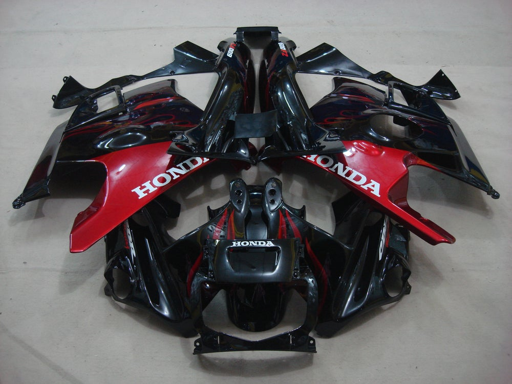 honda aftermarket parts cbr600 f2 02 motor fairing kit. Black Bedroom Furniture Sets. Home Design Ideas