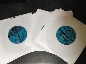 "Image of 7"" Vinyl Git Craft/Magic SpaceShip (Limited Edition of 300) Shipping Now!"
