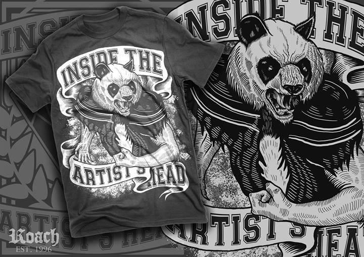 Image of Panda Shirt