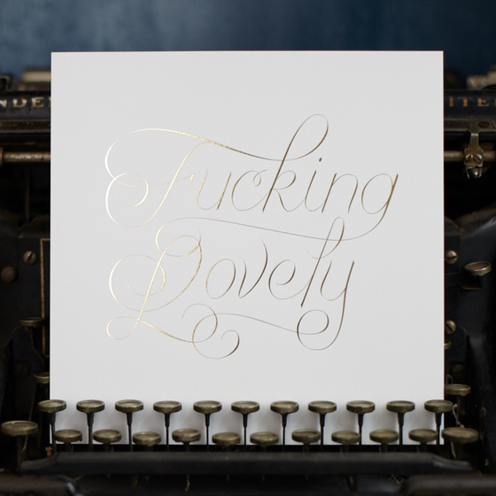 Image of Fucking Lovely [2nd Edition]