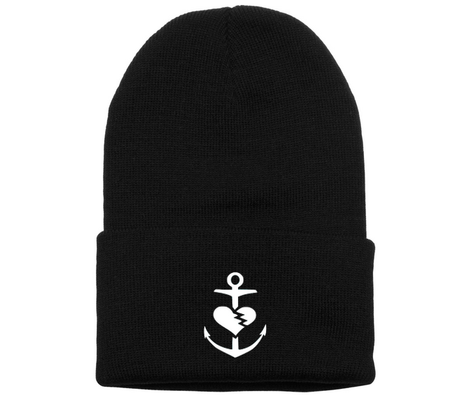 Image of SWAT Anchor Hat (Unisex Black)