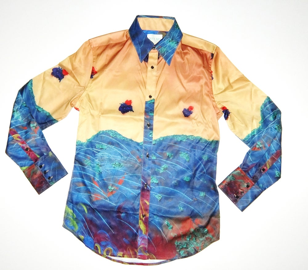 Image of Garden Men Regular Shirt