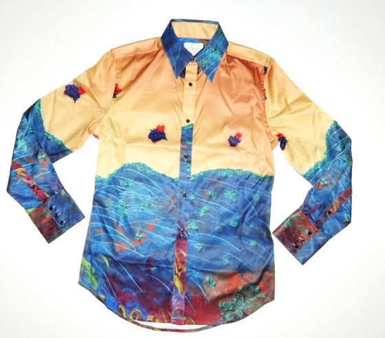 Image of Garden Men Regular Shirt