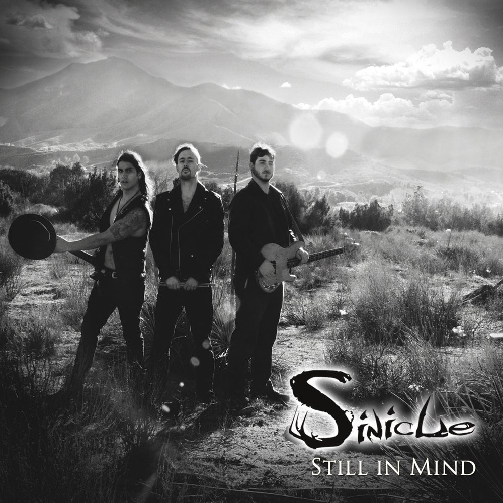"""Image of """"Still in Mind"""" 2014 EP Album w/FREE POSTER"""