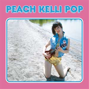 Image of PEACH KELLI POP - S-T(1st) CD