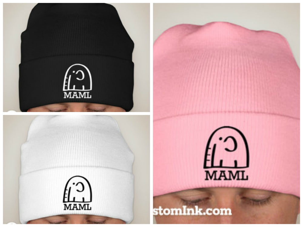 Image of MAML Attire BBeanie