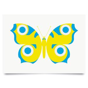 Image of Peacock Yellow