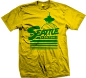 Image of Seattle City Shirt - Go Sonics