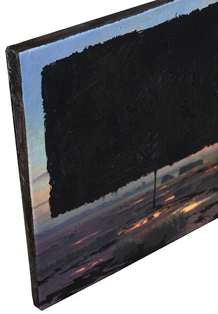 Image of BLACK THING
